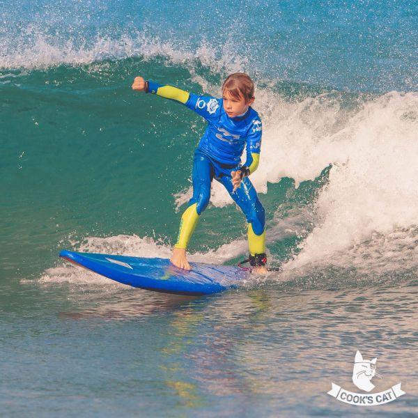 Kinder Surfkurs in Morro Jable im Süden Fuerteventura Ausflüge