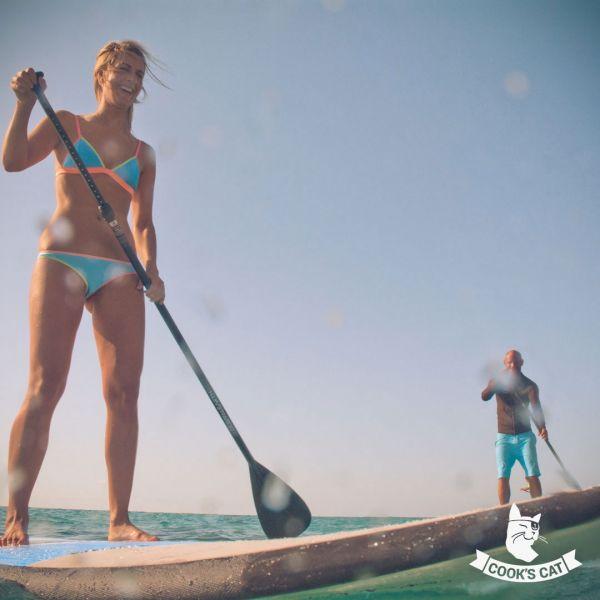 SUP Paddeln Ausflug im Süden Fuerteventuras