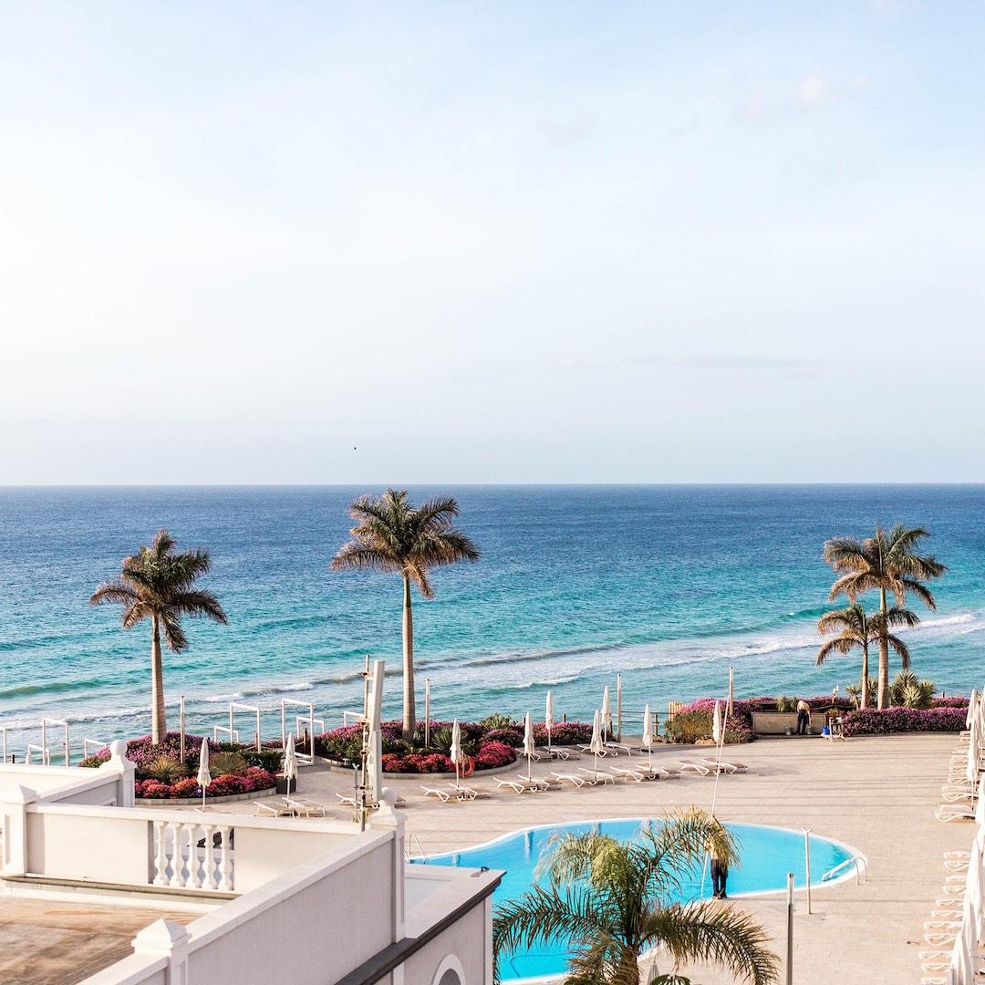 Der kleine Touristenort Playa de Esquinzo bzw. Playa de Butihondo hat tolle Stränden und liegt an der Ostküste Fuerteventuras zwischen Costa Calma und Morro Jable.