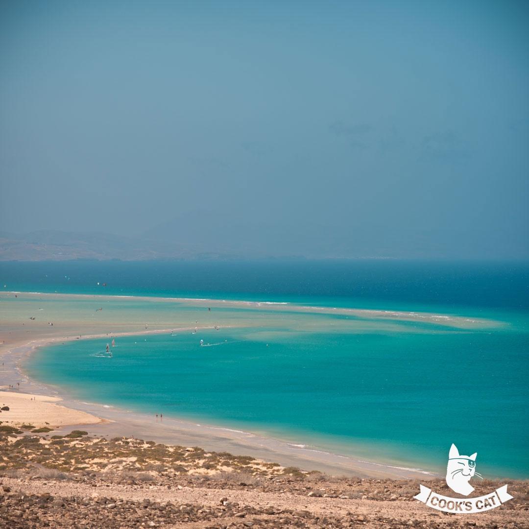 Das Wrack der America Start vor der Küste Fuerteventuras