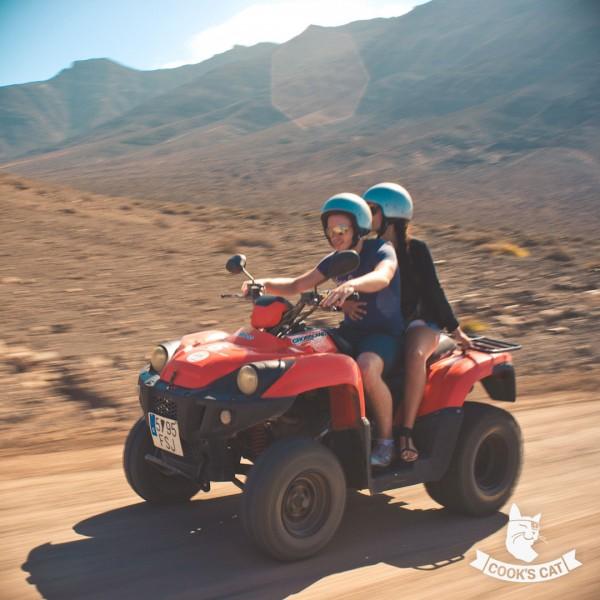 Quad Tour zum Punta de Jandia auf Fuerteventura
