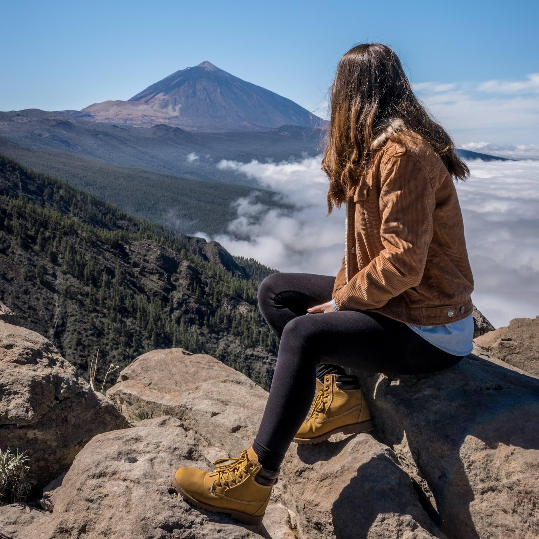 Der Teide ist der dritthöchste Vulkankegel der Erde und der höchste Berg Spaniens.