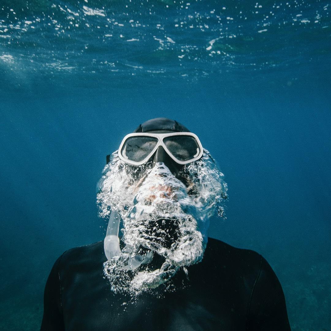 Der kristallklare Atlantik mit seinen angenehmen Wassertemperaturen und Sichtweiten über 10 Metern macht Fuerteventura zu einem guten Tauchspot.