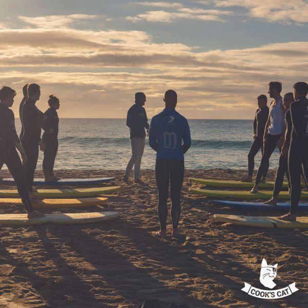 3-tägiger Surfkurs auf Fuerteventura an den Traumstränden von Jandia