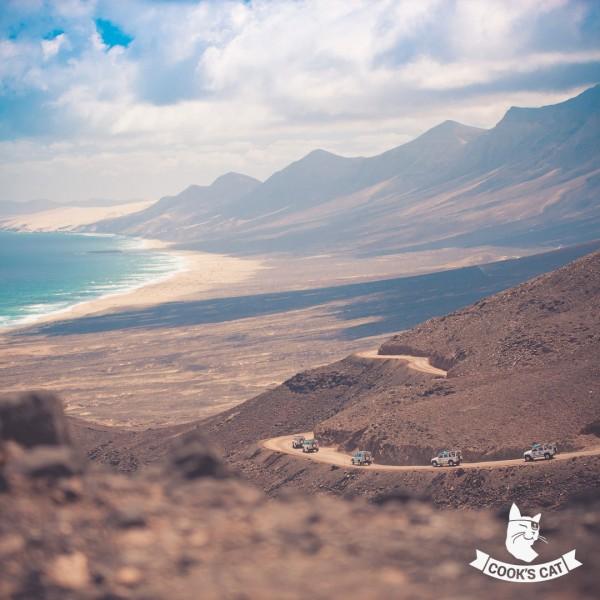 Jeep Safari zur Villa Winter und zum Punta de Jandia