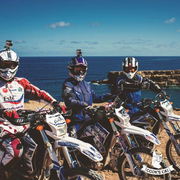 Enduro Ausflug auf Fuerteventura für Fortgeschrittene