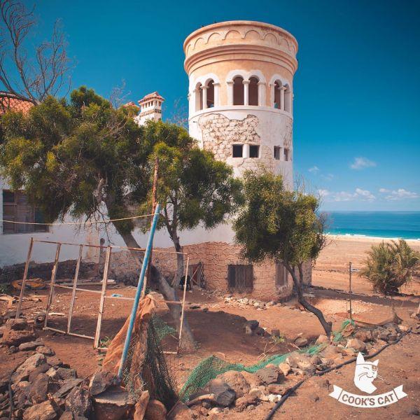 Wanderung zur Villa Winter im Süden Fuerteventuras