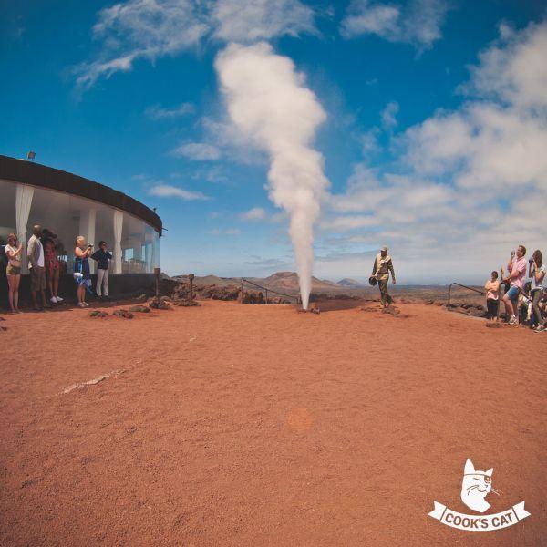 Tagesausflug nach Lanzarote auf den Spuren von César Manrique