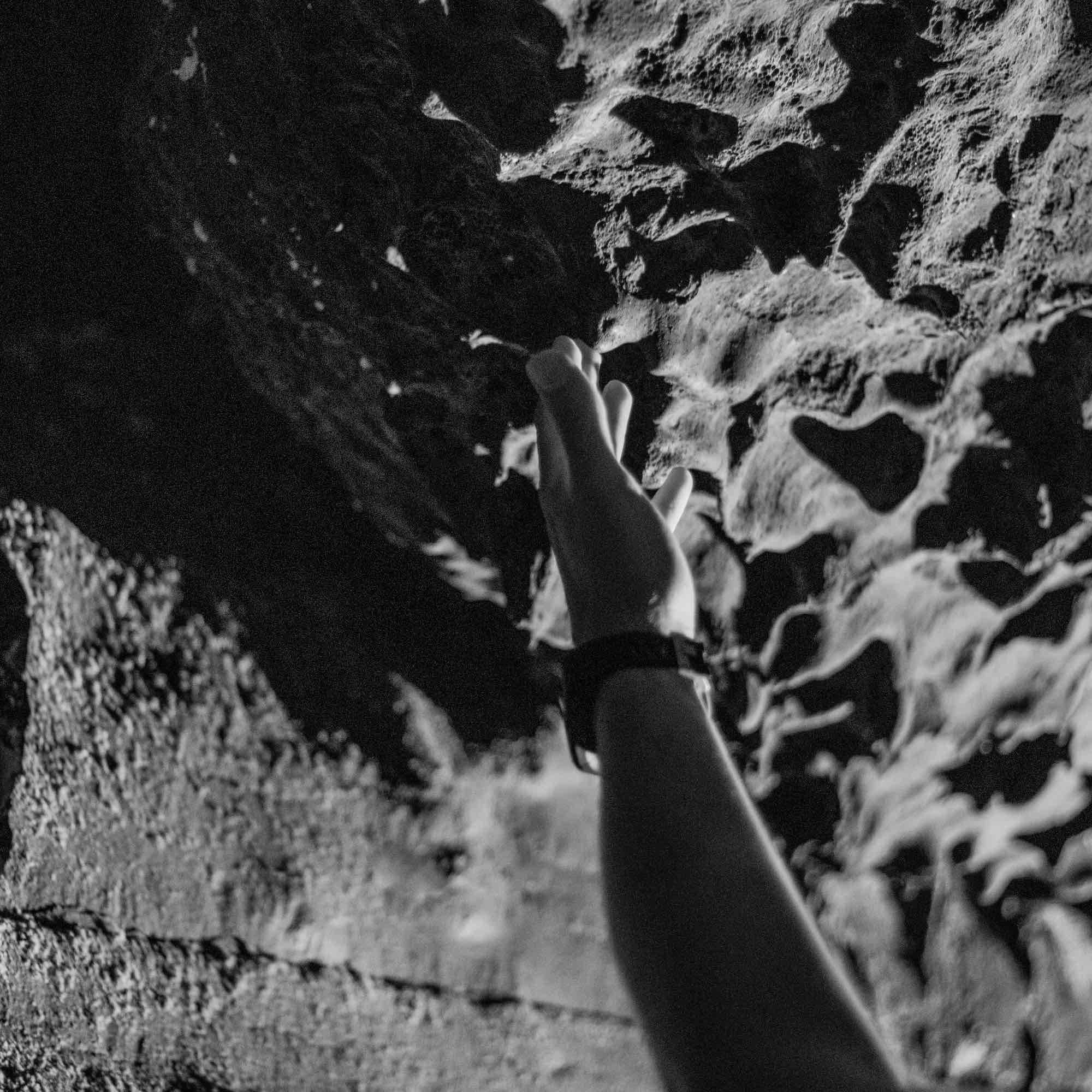 Die längste Lavahöhle Europas liegt ganz im Norden Teneriffas. Sie ist vermutlich durch den Ausbruch eines Nebenvulkans des Teide entstanden.