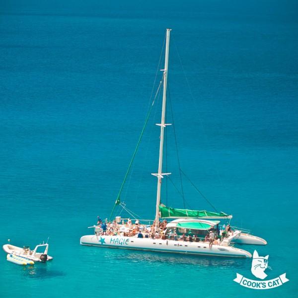 Bootsausflug mit der Magic entlang der Südküste Fuerteventuras
