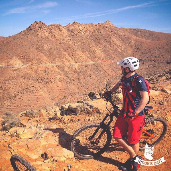 Mountainbike-Ausflug vom Landesinneren bis ans Meer